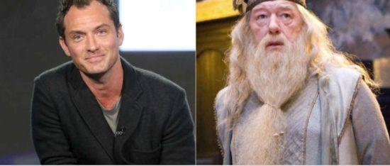 Jude Law interpretara al joven Albus Dumbledore: Falta un año para el estreno de la secuela de Animales Fantásticos, pero los fans no podrían esta...