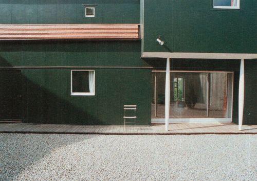 Valerio Olgiati - Haus Kucher, Rottenburg am Neckar - 1991