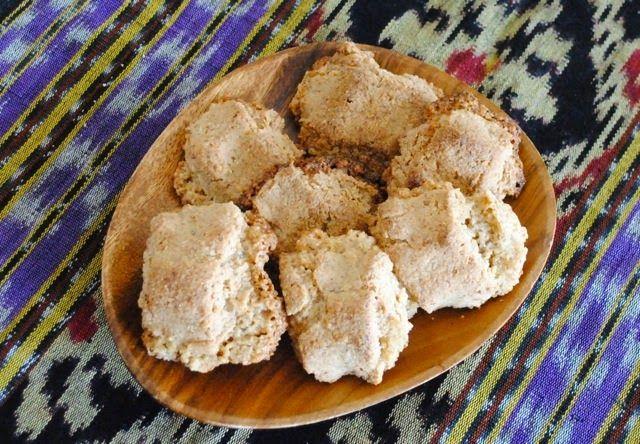 Невыразимая легкость кулинарного бытия...: Итальянское печенье из грецких орехов