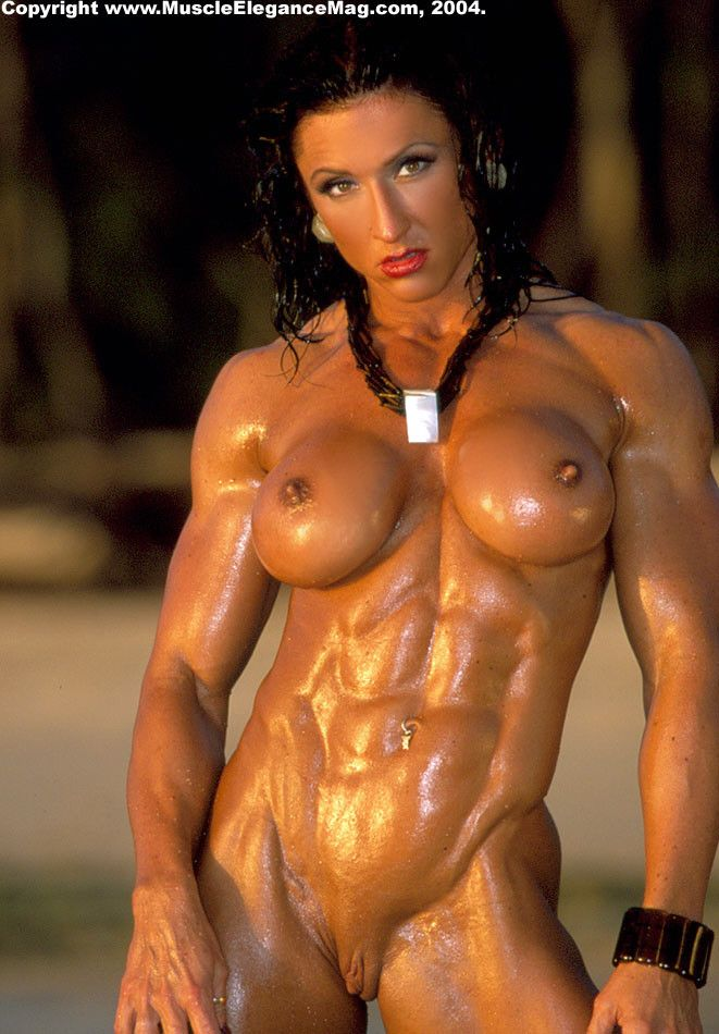 Woman Bodybuilder Naked 10