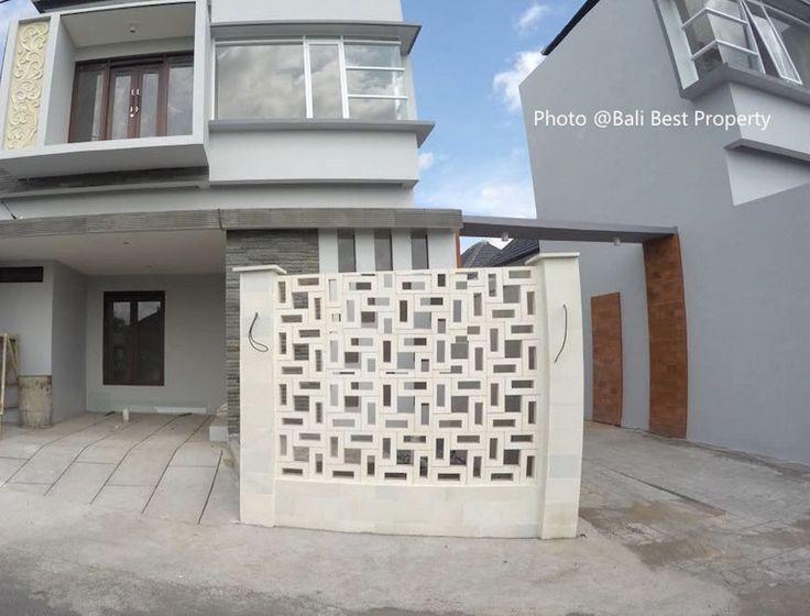 Rumah Minimalis 2 Lantai Lokasi : Jalan Cempaka Dalung. Kuta utara. Badung. Bali Harga Rp. 1.100.000.000 (Unit Depan)