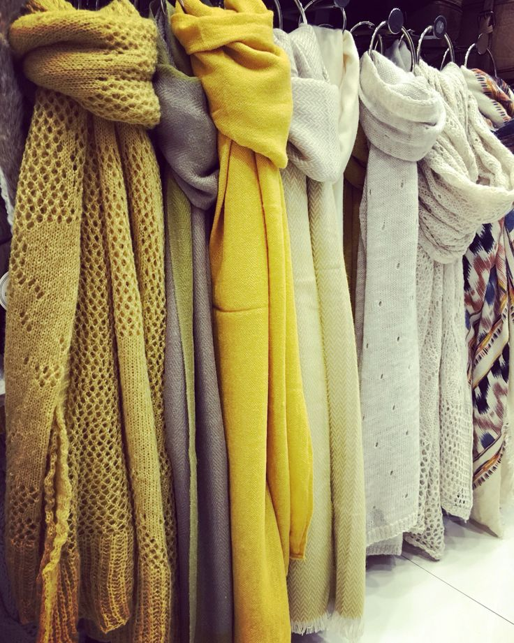 Miss Accessories #scarves