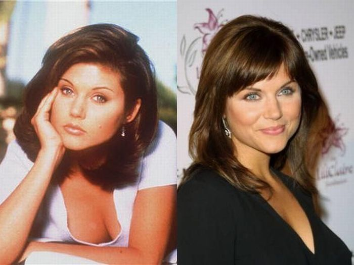 Beverly Hills 90210. Then and Now