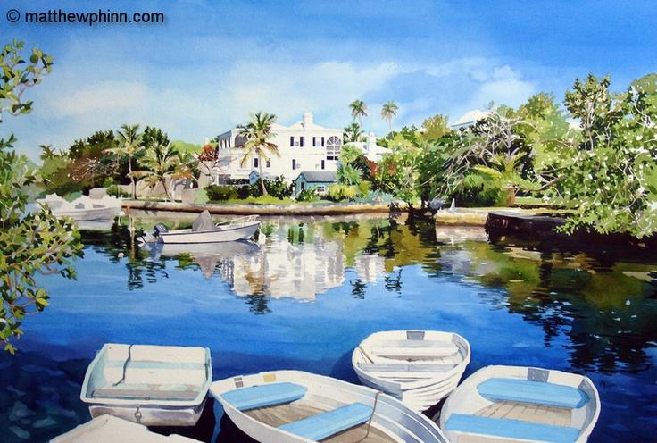 Bermuda es una isla famosa por sus propiedades ricas y for Hoteles en islas privadas