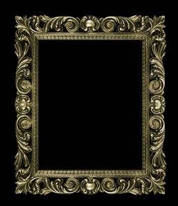 Новинка Рама для зеркала RM-003 chrome bronze коллекции DECORUS!