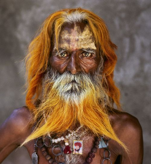 Steve McCurry: Rubari Elder, India