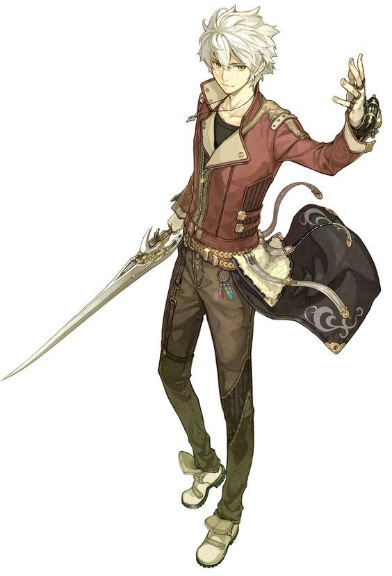 Atelier Escha & Logy: Alchemists of the Dusk Sky Art - Logix Ficsario: