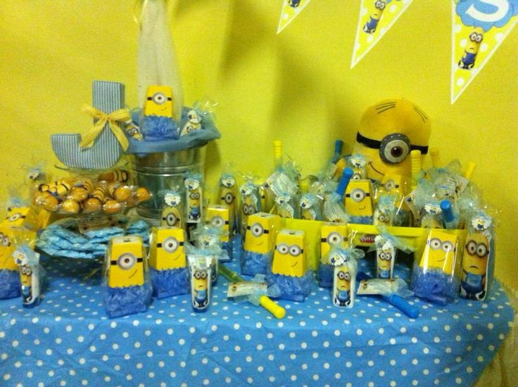 70 Best Minion Baby Shower Images On Pinterest Birthdays Birthday