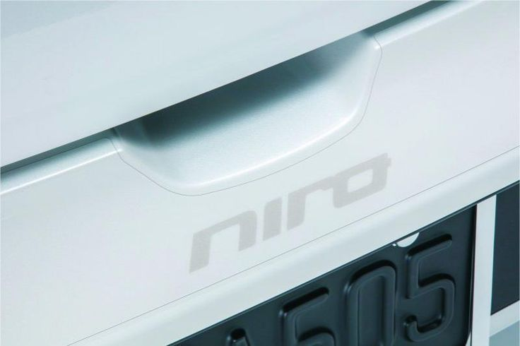 The Genuine OEM 2017 Kia Niro Rear Bumper Protector Film is a perfect means of protecting your car without having any bulky items bulging off of your car. This 100% guaranteed custom-cut 2017 Kia Niro Rear Bumper Protector Film is ideal for those of you who are constantly lugging things in and out of your trunk!
