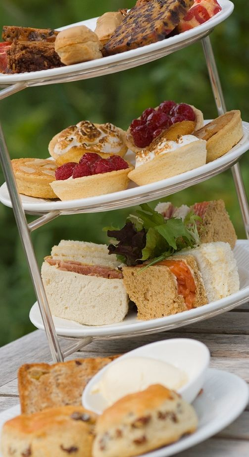 Afternoon Tea, Lakeside Hotel #cumbria #lakesidehotel