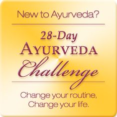 Dr Douilard-28 Day Ayurveda Challenge online ecourse HyperMetabolic state- store fat, crave sugar, produce stress-fighting and those free radicaals are very acidic ... hormones- water retention&clogged lymphatics (swelling, joints hurt.etc)