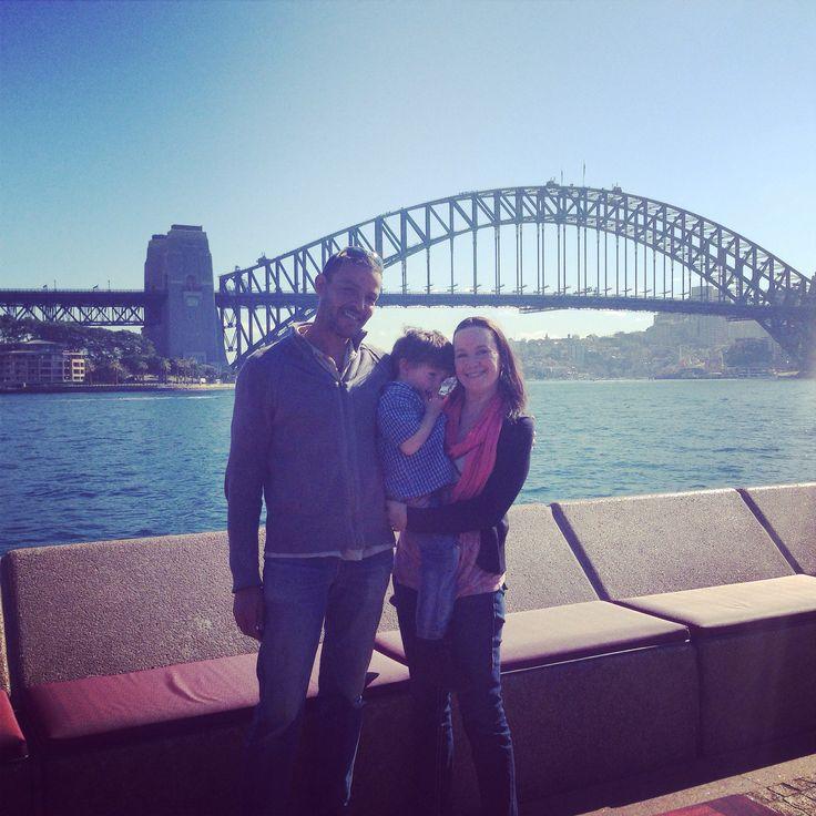 Sydney love never gets old xo