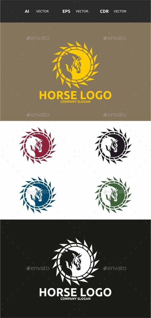 Horse Logo (AI Illustrator, CorelDRAW CDR, Resizable, CS, beautiful crest, business company, calligraphic ornament, classic filigree, classic flourish, classy hotel, creative vector, decorative, deluxe resort, elegant blazon, elegant swirl, excellence, fancy restaurant, fine winery, Golden ornament, heraldic, high quality wine, luxurious heraldry, luxury jewelry, majestic calligraphy, ornate crown, premium shield, professional logo template, retro style, romantic wedding, royal, stylish…