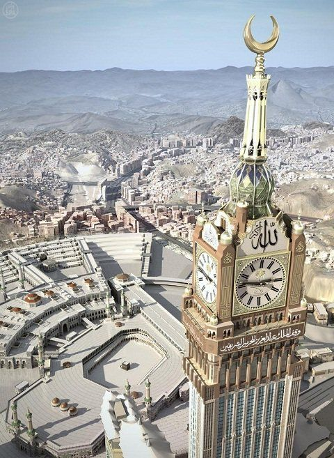 wintercities: Mecca, Saudi Arabia