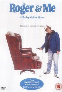Director Michael Moore pursues GM CEO Roger Smith to confront him about the harm he did to Flint, Michigan with his massive downsizing.