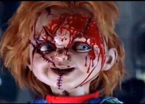Chucky Killer Doll Makeup Tutorials