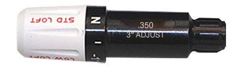 Metal Adaptor Sleeve Fits Taylormade R11 ,R9 Woods .350 Shaft Tips 3O Degree Adjust (High Handicap) Ghost FerruleTM