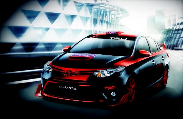 My Toyota Vios TRD cars Pinterest Toyota vios and Toyota
