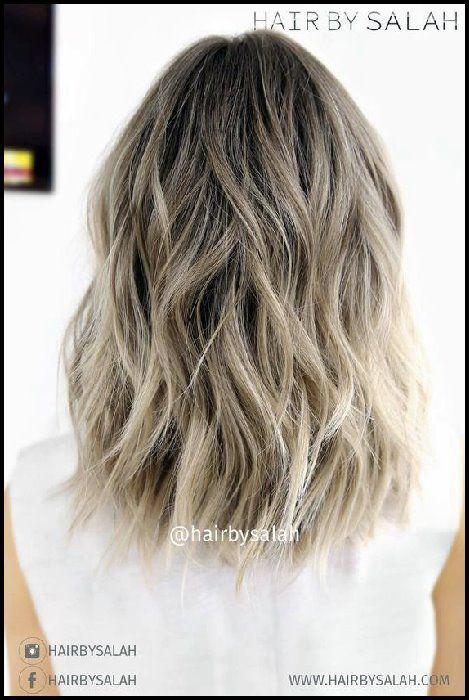 10 Balayage Frisuren Für Schulterlanges Haar Mittlere Haarschnitte