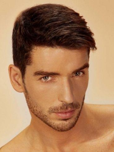 cortes de cabello para hombres 2014 jovenes pelo lacio - Buscar con Google