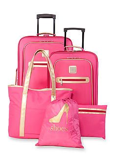 17 Best ideas about Pink Luggage on Pinterest | Pink suitcase ...
