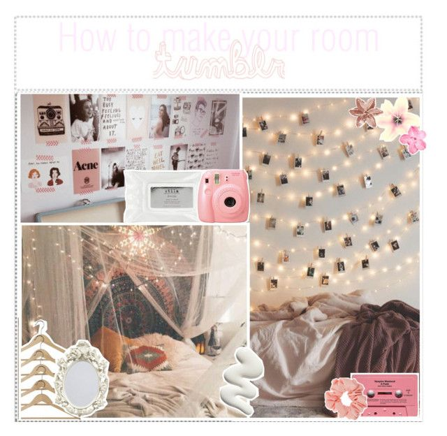 How To Make Your Room Tumblr Room Decor Insparation Pinterest