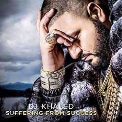 """Review for DJ Khaled's seventh full-length hip hop music album titled """"Suffering From Success""""."""