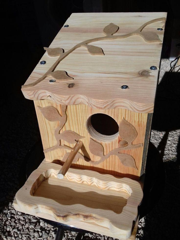 17 best ideas about nichoir m sange on pinterest nichoir m sange bain d 39 oiseau pour jardin. Black Bedroom Furniture Sets. Home Design Ideas