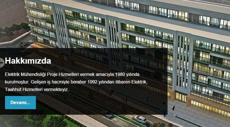 #taahhütelektrik Elektriktrik Proje hizmetleri vermekteyiz! Esan Mühendislik! - http://www.esanmuhendislik.com.tr/