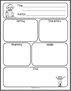 First Grade a la Carte: literature