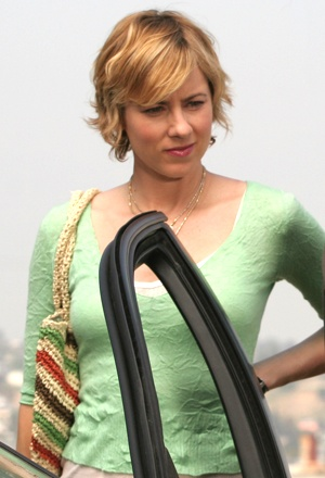 """Traylor Howard played Natalie Teeger in the TV series """"Monk"""""""