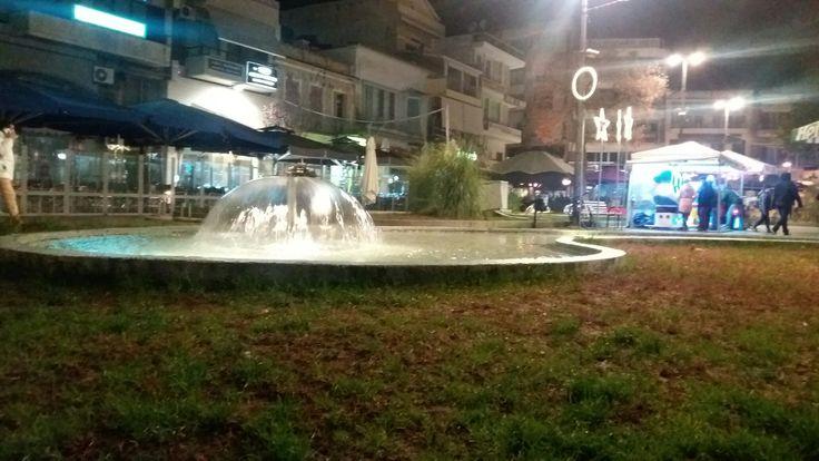 Πλατεία Κατερίνης