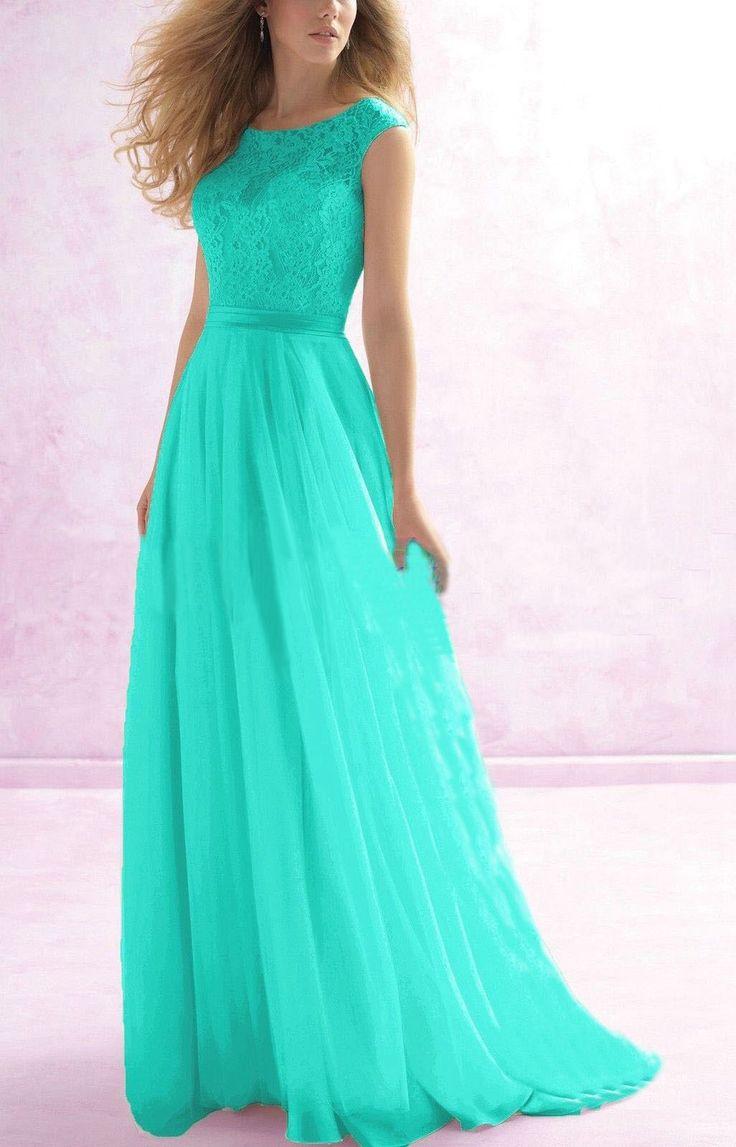 Springs milen under 50 mint lace bridesmaid dress