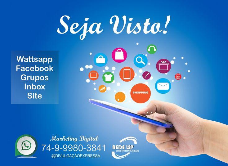 Porquê divulgar no site que mais cresce na Bahia.  Lucas Souza Publicidade www.lucassouzapublicidade.com.br 🖥 120 mil acessos por semana!  🖥 8 mil contatos no WhatsApp recebem nossas notícias e publicidades diariamente. 🖥 70 Grupos no WhatsApp. 🖥 6 mil contatos por torpedos SMS.  🖥 120 mil contatos nas redes sociais, no Face book 5 perfis lotados, uma página com cerca de 4 mil seguidores.  🖥 Perfil social em todas as redes sociais. CEL: (7