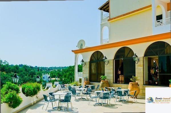 Hotel Jason, Ipsos, Corfu, Grecia