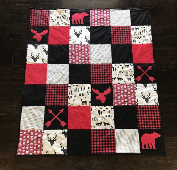 Plaid Baby Quilt: 61 Best Buffalo Plaid Images On Pinterest