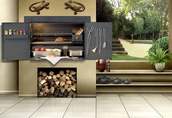Infiniti Fires - Gas Fires | Wood Stoves | Braais > Braais