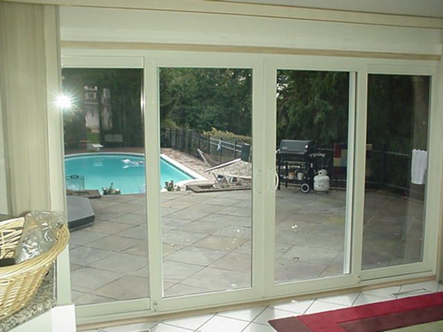 11 best images about security screen and patio doors on for Double opening french patio doors