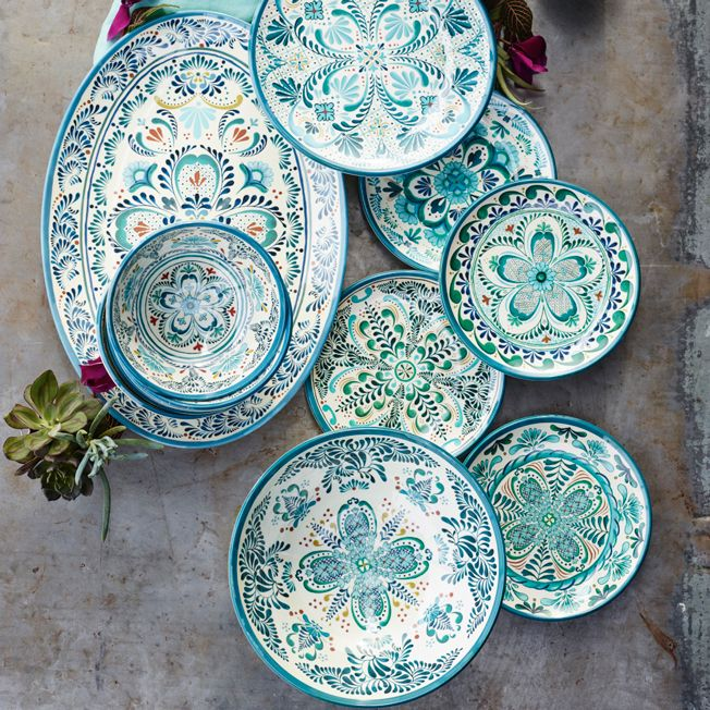 Veracruz Dinnerware
