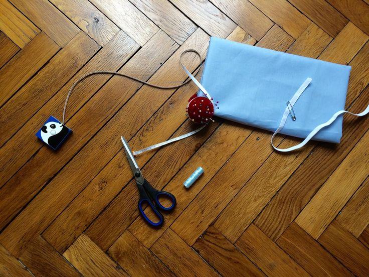 DIY : Ruffle off the shoulder dress - Julie Remacle - Blog mode, beauté, lifestyle, écologie à Nantes