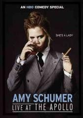 Comedy:AMY SCHUMER-LIVE AT THE APOLLO
