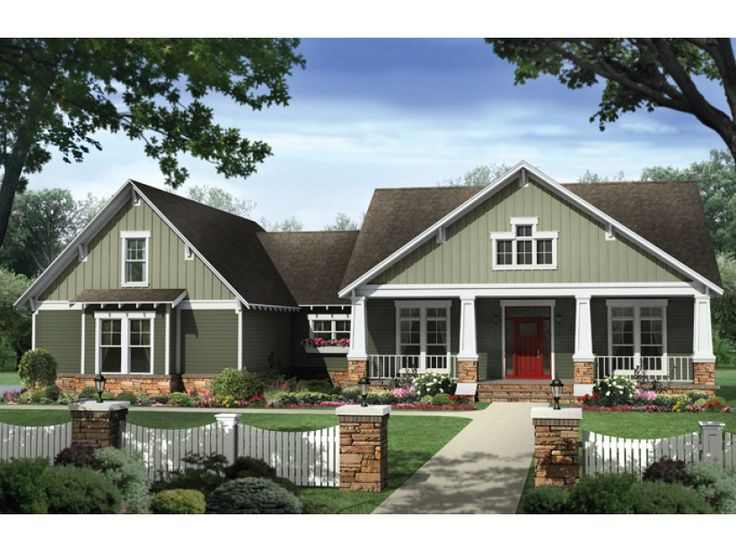 67 Best Craftsman & Homes Images On Pinterest | Cottage