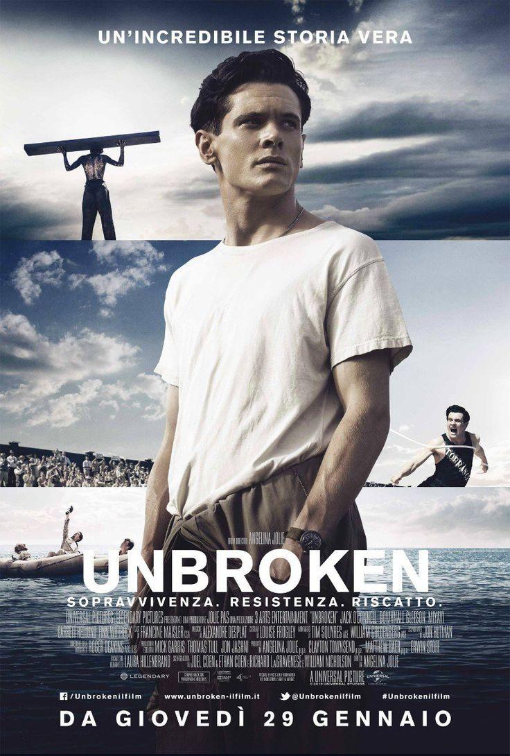 Unbroken film completo del 2015 in streaming HD gratis in italiano, guardalo online a 1080p e fai il download in alta definizione.