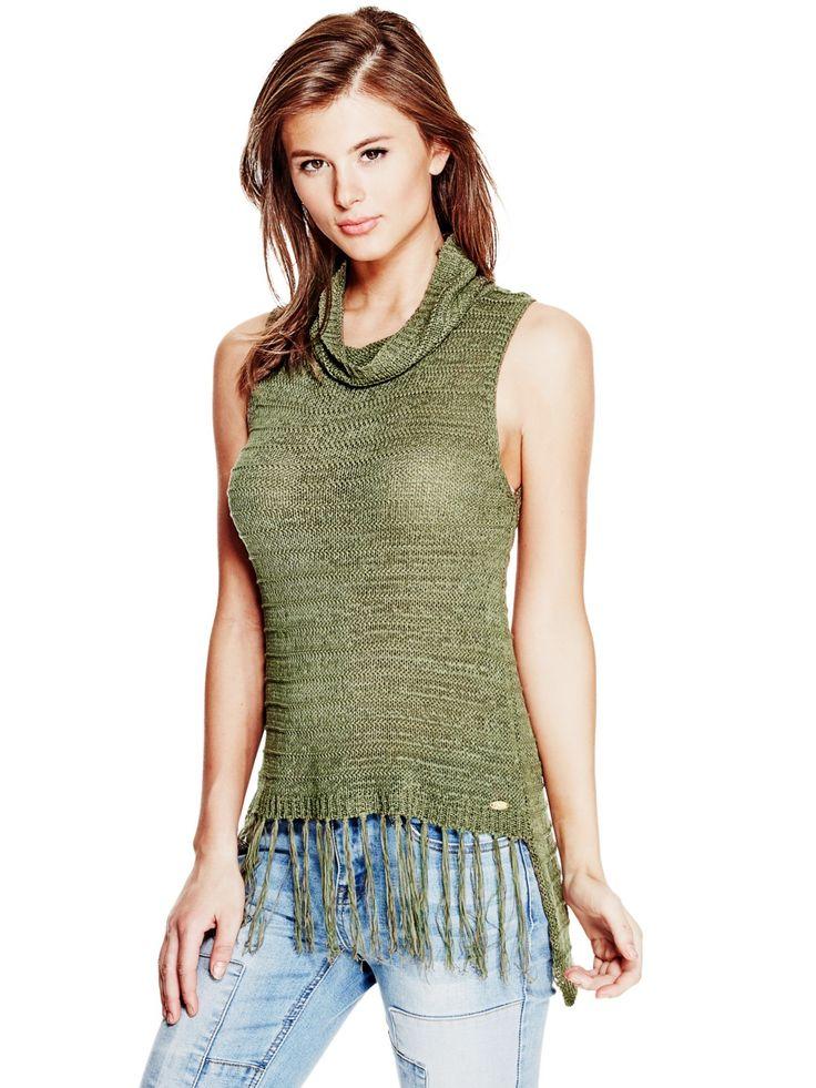 Indie Fringe Sweater