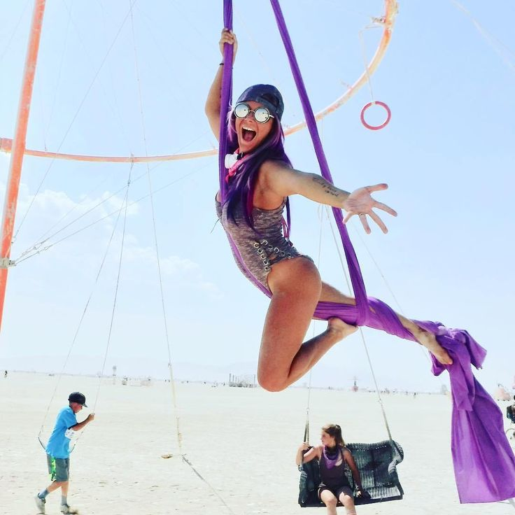 My experience at Burning Man 2017! Will you join me next year? Click here for the full VIDEO! #aerialyogagoddess