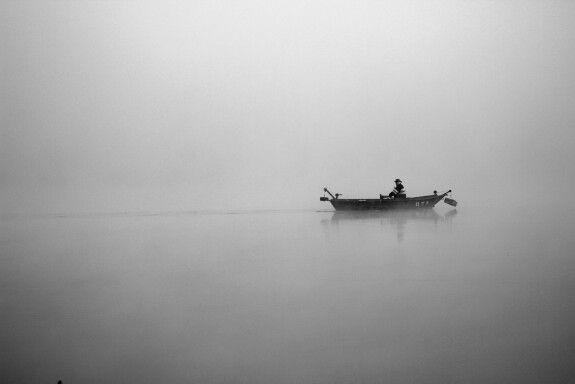 Morning fog Foto 36