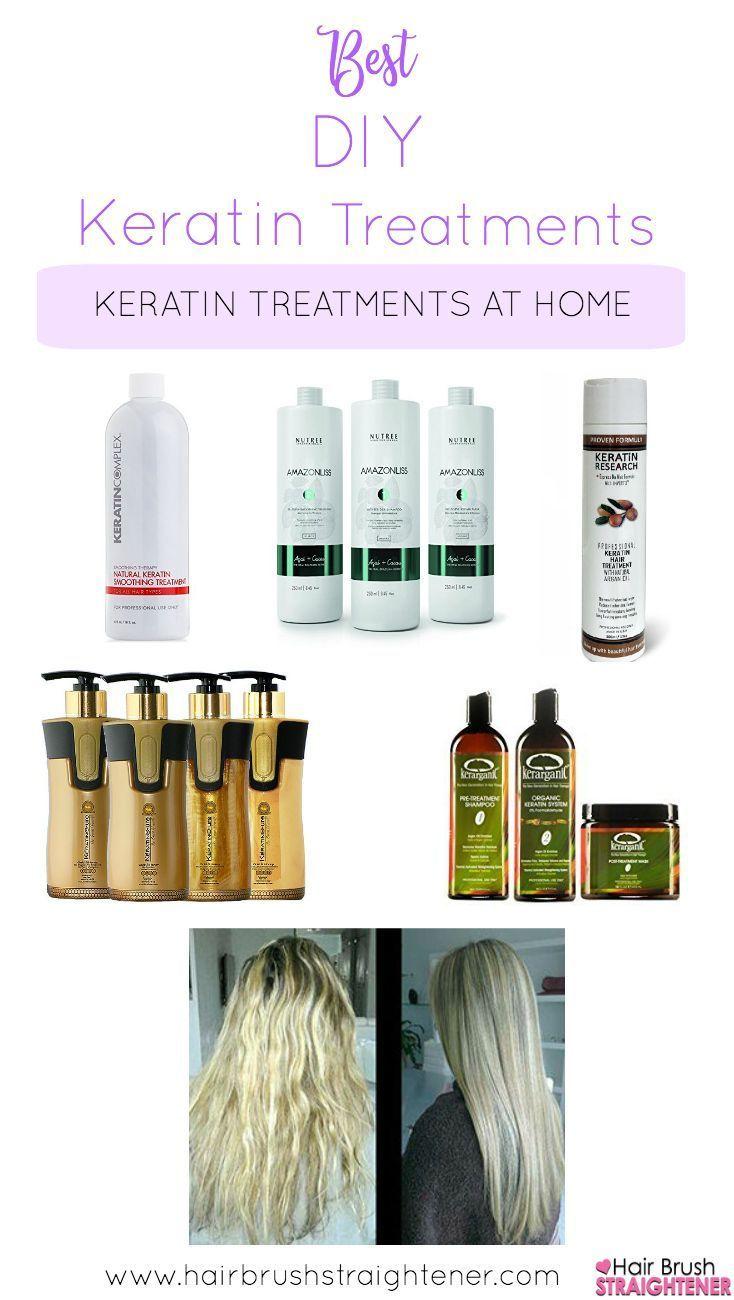 Best Diy Keratin Treatment At Home Reviews Mar 2021 In 2021 Keratin Hair Treatment Hair Treatment At Home Keratin Treatment