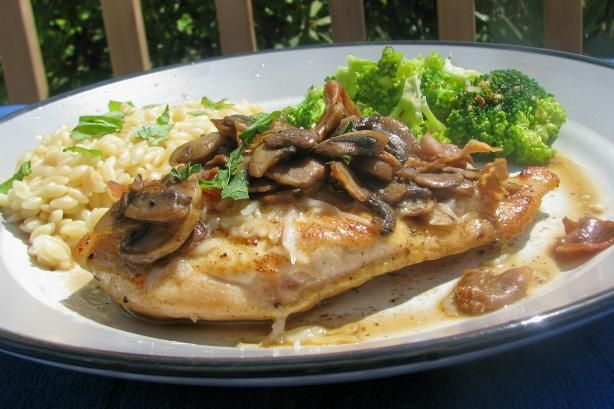 Chicken Cardinale