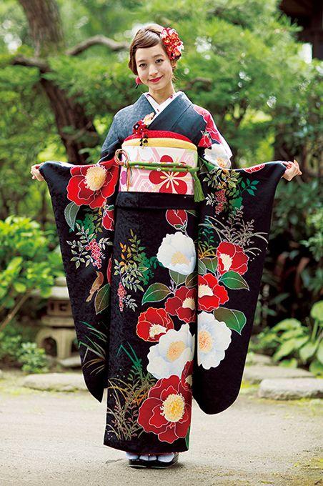 Kimono #kimono #japan