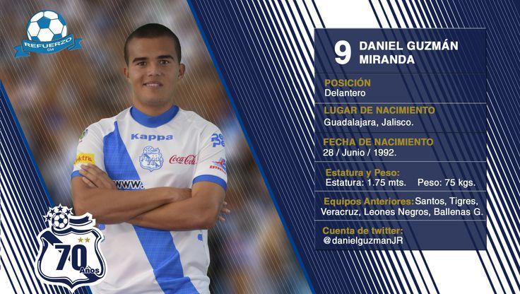 #9 Daniel Guzmán